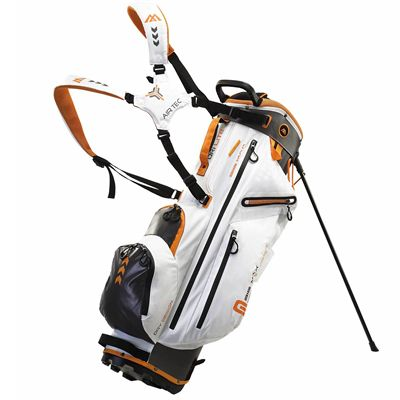 Big Max Dri Lite G Stand Bag - White