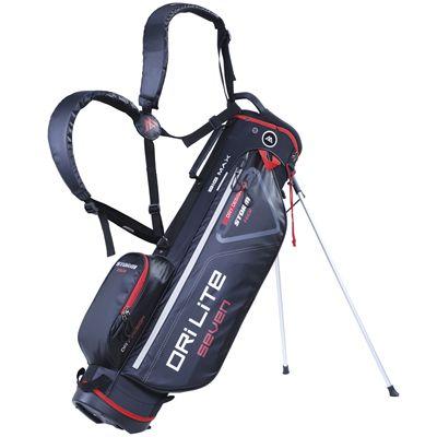 Big Max Dri Lite Seven Golf Stand Bag - Black