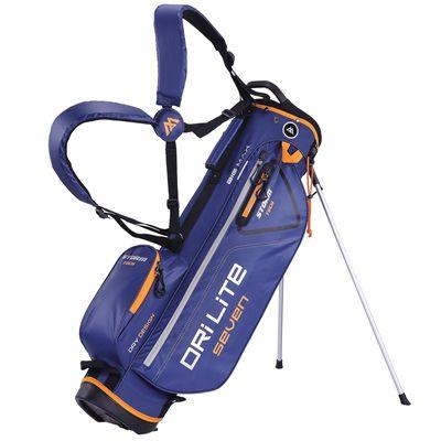 Big Max Dri Lite Seven Golf Stand Bag - Navy