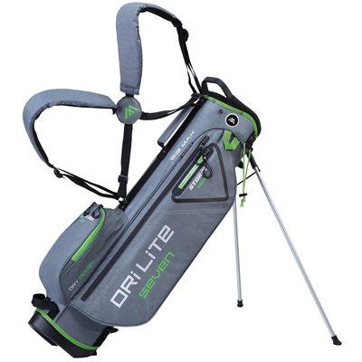 Big Max Dri Lite Seven Golf Stand Bag - Silver