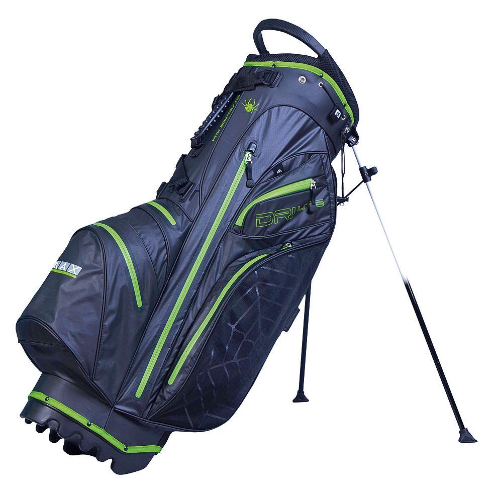 Big Max Dri Lite Spider Golf Stand Bag Sweatband Com