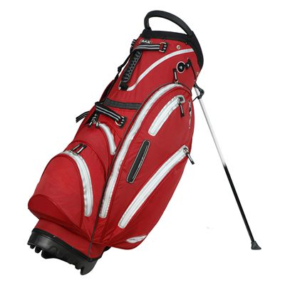 Big Max Dri Lite Stand Bag - Red