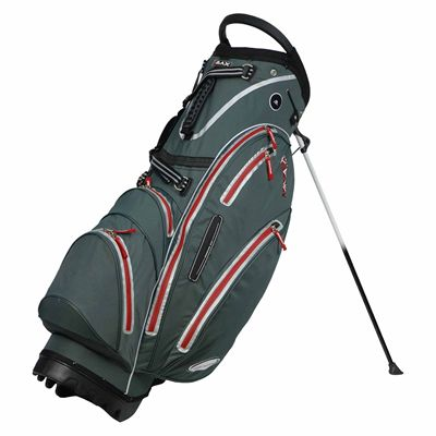 Big Max Dri Lite Stand Bag - Green