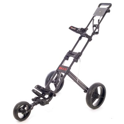 Big Max Easy III Golf Trolley - Red