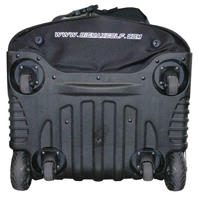 Big Max EZ Roller Travel Cover - Bottom View