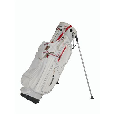 Big Max Heaven 4 Stand Bag - White