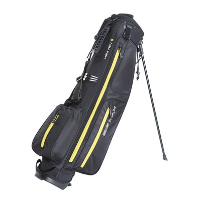 Big Max Heaven 6 Stand Bag-Black and Yellow