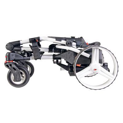 Big Max Hunter Quad Golf Trolley - Folded