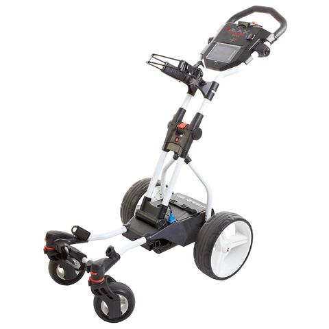 Big Max Hunter Quad Golf Trolley