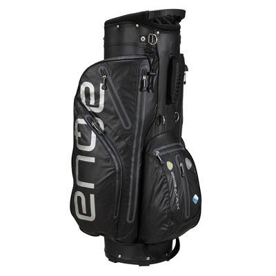 Big Max I-Dry Aqua Cart Bag - Black - Left Side
