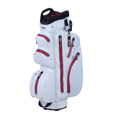 Big Max I-Dry Aqua M Cart Bag-White and Red