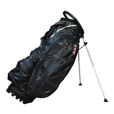 Big Max I-Dry Stand Bag - Black