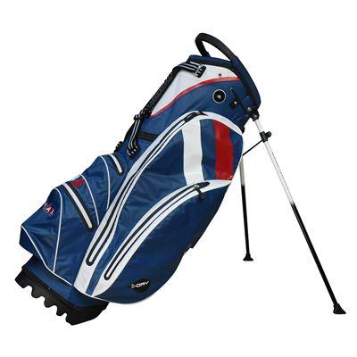 Big Max I-Dry Stand Bag - Blue