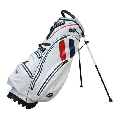 Big Max I-Dry Stand Bag - White