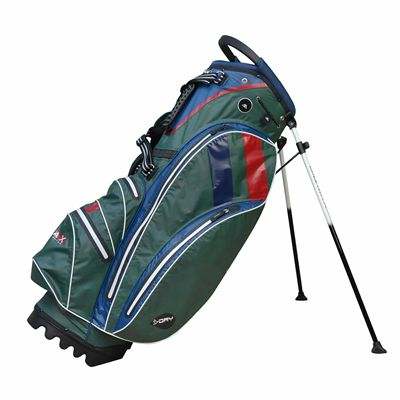 Big Max I-Dry Stand Bag - Green