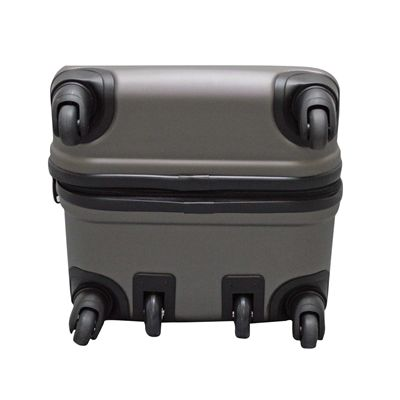 Big Max I-Guard Hardbox Travel Cover - Bottom View
