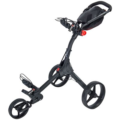 Big Max IQ Plus Golf Trolley - Black