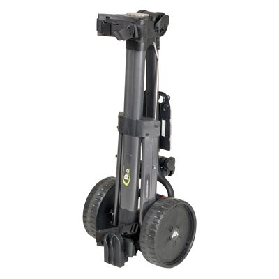 Big Max Pro Electric Golf Trolley - Folded