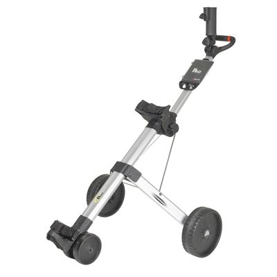 Big Max Pro Electric Golf Trolley - Silver