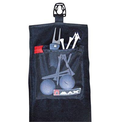 Big Max Quick Lok Golf Towel-Accessories