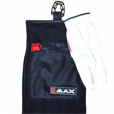 Big Max Quick Lok Golf Towel-Holder