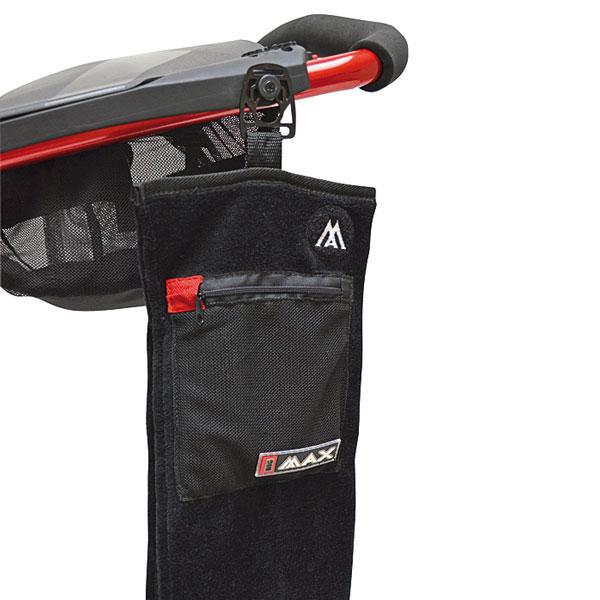 Big Max Quick Lok Golf Towel