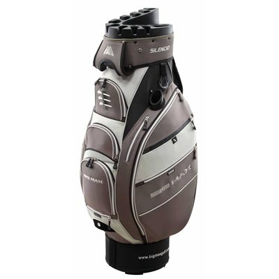 Big Max Silencio Cart Bag - Grey