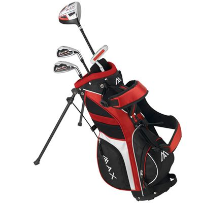 Big Max Supermax Junior Golf Set-RH-3-5 years-Red