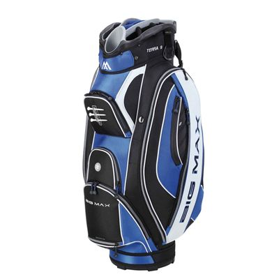 Big Max Silencio Cart Bag - Blue