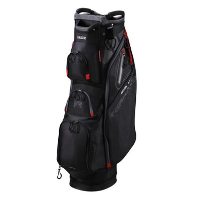 Big Max Terra 9 Cart Bag SS18 - Black