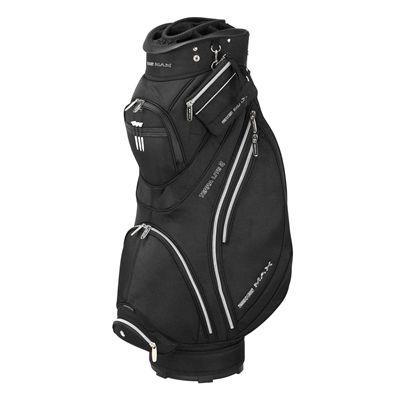 Big Max Terra Lite II Cart Bag - Black