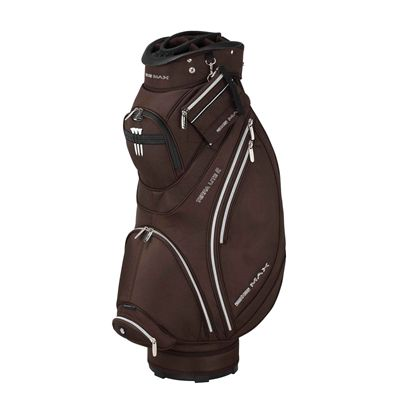 Big Max Terra Lite II Cart Bag - Chocolate