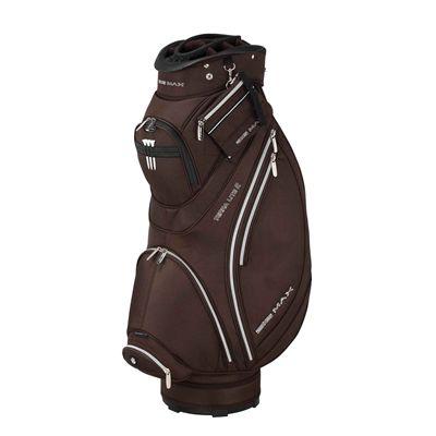 Big Max Terra Lite II Cart Bag - Chocolate