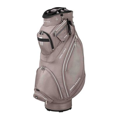 Big Max Terra Lite II Cart Bag - Grey