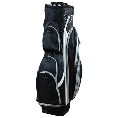 Big Max Terra Lite III Cart Bag - Black