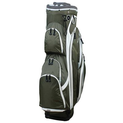 Big Max Terra Lite III Cart Bag - Green