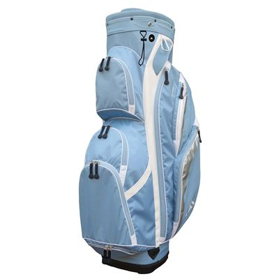 Big Max Terra Lite III Cart Bag - Light Blue