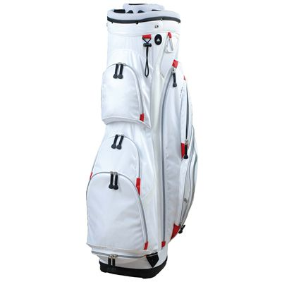 Big Max Terra Lite III Cart Bag - White