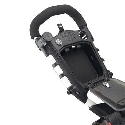 Big Max TI 1000 Plus Autofold Golf Trolley - Detail Panel