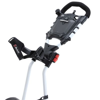 Big Max TI 1000 Plus Autofold Golf Trolley - Panel