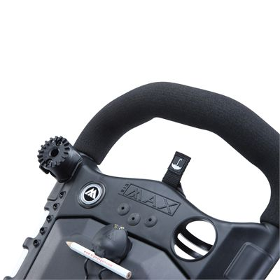 Big Max TI 1000 Plus Autofold Golf Trolley - Panel Detail