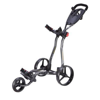 Big Max TI 2000 Plus Golf Trolley - Black