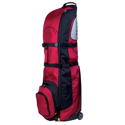 Big Max Wheeler 2 Travel Cover - Red