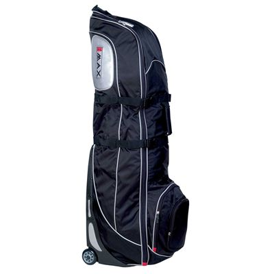Big Max Wheeler 2 Travel Cover - Black