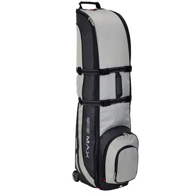 Big Max Wheeler 3 Travel Cover - BlackSilver