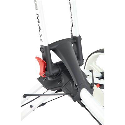 Big Max Z 360 Golf Trolley-Detail Latch