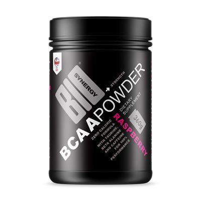 Bio-Synergy BCAA Pre-Workout Powder