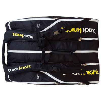 Black Knight BG639EX Tour 9 Racket Bag - Top