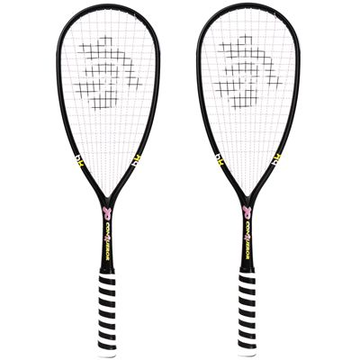 Black Knight Conqueror Squash Racket Double Pack Image