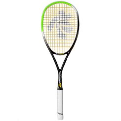 Black Knight Great White Doubles Squash Racket